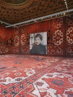 Rudolf Stingel Takes Over Palazzo Grassi in Venice, Italy | Yatzer