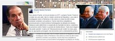 INVESTIGADO POR LAVAGEM, ALOYSIO ATACA STF E PGR