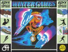 C64 Games - Winter Games