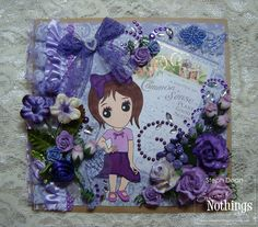 Sweet Nothings Stamp Co.- Sassy Sophie
