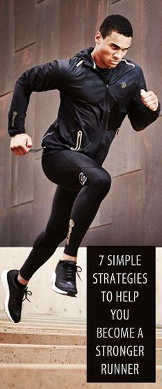 4af507276564a 7 simple strategies | #lifeadvancer | @lifeadvancer Keep Running, How To  Start Running