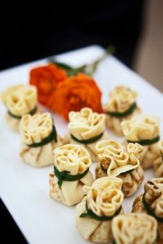 45 Delicious Summer Wedding Appetizers | Weddingomania  Pin now look later