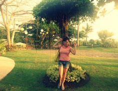 I'm on a beautiful tree ^^