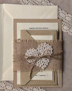 """Dale a tu boda un toque """"shabby chic"""" con esta idea. #wedding #decoracion"""