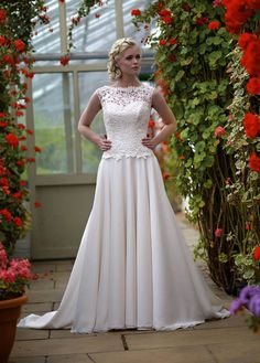NICOLA ANNE & NICOLA HARVEY COUTURE WEDDING DRESSES AT LIMELIGHT OCCASIONS