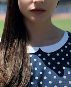 Alba Galocha. Foto de Lino Escurís y estilismo de Alejandro Meitín | Revista digital Líbero Uno #futbol #deporte #moda #tendencias #cultura