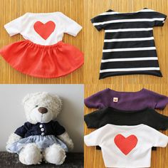 Teddy's Clothes