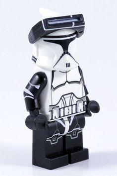 Lego Custom Clones, Lego Clones, Lego Custom Minifigures, Star Wars Minifigures, Star Wars Toys, Lego Star Wars, Custom Lego Clone Troopers, Legos, Lego Mandalorian