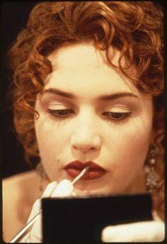 Kate Winslet as Rose DeWitt Bukator, Titanic Titanic Ship, Titanic Movie, Rms Titanic, Kate Titanic, Titanic Photos, Titanic Kate Winslet, Kate Winslet And Leonardo, Titanic Behind The Scenes, Leo And Kate