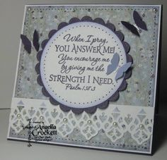 Mother's Day Scripture Card