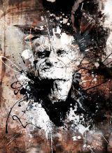 Impressive illustrations with mixed media by Australian portrait artist Joshua Miels.