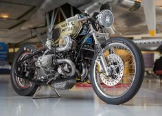 BMW R100 Twin Turbo by Boxer Metal