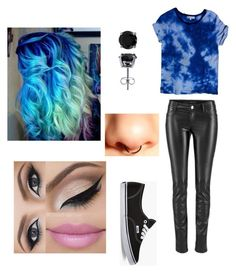 Untitled #310 by laurel8760 on Polyvore featuring polyvore, fashion, style, Sandro, Vans, BERRICLE and clothing