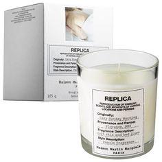 Lazy Sunday Morning Candle - MAISON MARTIN MARGIELA | Sephora