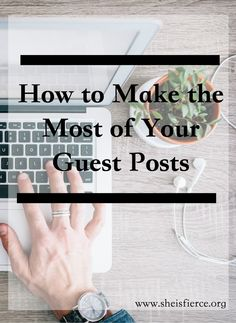 5 Guest Post Strategies to Grow Your Blog