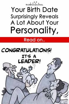 Your Birth Date Surprisingly Reveals A Lot About Your Personality, Know Them - The Minds Journal Psychology Facts Personality Types, Myers Briggs Personality Types, Psychology Quotes, Personality Quizzes, True Colors Personality, Color Psychology, Love Facts, Fun Facts, Fun Test