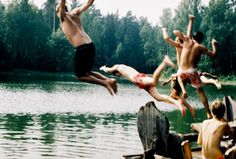 Down By the Lake/ Jump in the Water