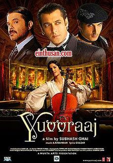 Yuvvraaj Hindi Movie Online - Salman Khan, Anil Kapoor, Zayed Khan and Katrina Kaif. Directed by Subhash Ghai. Music by A. R. Rahman. 2008 ENGLISH SUBTITLE