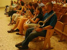 Saxophonists Photo Juraj Kubica https://www.flickr.com/photos/meneldur/
