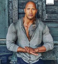 The Rock Tatoo, Rock Tattoo, Wwe The Rock, The Rock Dwayne Johnson, Hey Girl, Personal Trainer, Fitspo, Life Is Good, Fitness Models