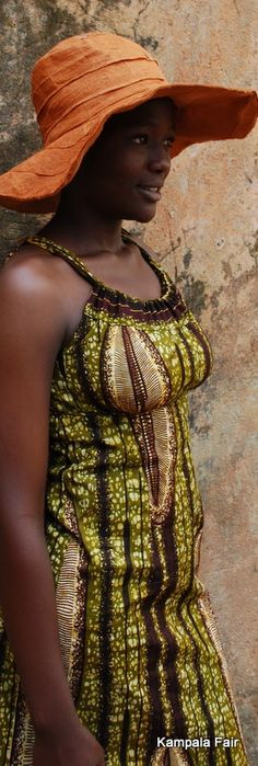 Ethical fashion - African print