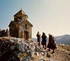 Ara Güler, World photos  Armenian village church