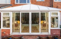 Insulated Conservatory Roof Panels