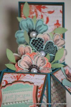Crafty Helen: Card in a Box