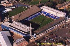 Portman Road....to see the Tractor Boys!!
