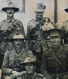 Men of the 2nd Australian Light Horse Brigade, December 1915