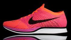 """Nike Flyknit Racer """"Hyper Crimson"""""""
