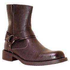 Men's Resolve Griff Moto Boots - Black