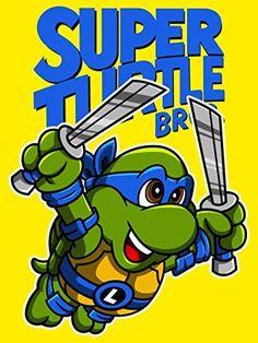 Colorful Vinyl Print Poster Size: inches Artwork Officially Licensed by Punksthetic Art Made in the USA Dope Cartoon Art, Dope Cartoons, Doodle Cartoon, Ninja Turtles Art, Teenage Mutant Ninja Turtles, Ninja Turtle Drawing, Nintendo Characters, Nerd Art, Classic Cartoons