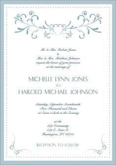 Sample anniversary dinner invitations wedding invitations example of wedding invitation cards stopboris Choice Image