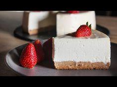 Γιαουρτόπιτα με 4 Υλικά (Cheesecake Φούρνου) - 4 Ingredient New York Cheesecake - YouTube Cheesecake, Youtube, Desserts, Food, Food Recipes, Meal, Cheesecakes, Deserts, Essen