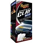 Meguiars Smooth Surface Clay Kit G1016 :  Carclean.nl