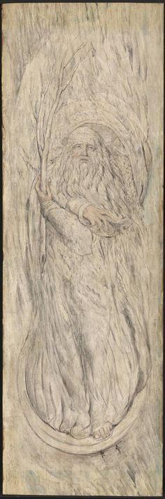 William Blake, Winter.