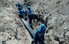 Importantes mejoras en el servicio de agua en San Antonio de los Cobres: Funciona un nuevo acueducto y se realizaron trabajos en el sistema…