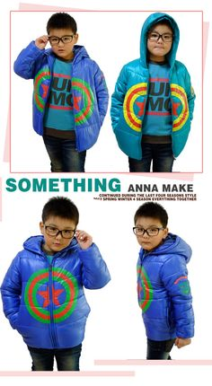 Aliexpress.com : Buy Warm Winter Down Jackets Boys Wear Cartoon ...