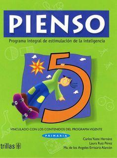 Programa integral de estimulación de la inteligencia     VINCULADO CON LOS CONTENIDOS DEL PROGRAMA VIGENTE                ...