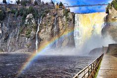 Tim Hortons, St Anne, Quebec, Niagara Falls, North America, Waterfall, Canada, Nature, Travel