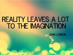 <3 Love this John Lennon quote
