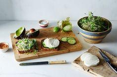 Monster Avocado Toast Sandwich, a recipe on Food52