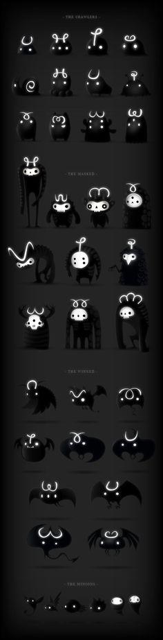 Darklings / Mobile game: