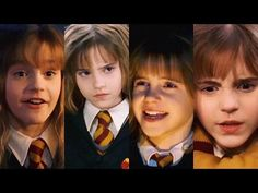 Emma Watson plays Hermione in the Harry Potter films. Watch this amazing fan remix that features the younger Watson by music producers Pogo and P. Harry Potter Films, Harry Potter Hermione, Most Viral Videos, Best Funny Videos, Hermione Granger, Hogwarts, Harry Pitter, Spin, Lounge Music