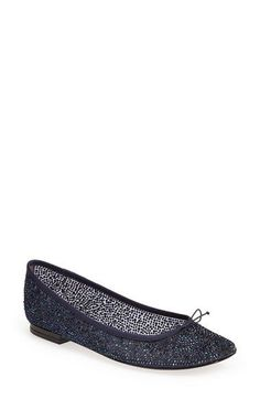 Free shipping and returns on Adrianna Papell 'Zoe' Flat (Women) at Nordstrom.com. Starry faceted stones sparkle on an elegant ballerina flat that's a versatile addition to your shoe closet. The padded leather footbed lends a little extra cushioning.