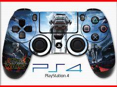 Battlefront Skin PS4 Controller Skin Sticker Playstation 4 Skin Star Wars Skin at-at Walker Skin at-st Skin