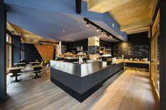 Home - coffee&bread Coffee Bread, Coffee Shop, Conference Room, Kitchen, Table, Vienna, Furniture, Home Decor, Opera
