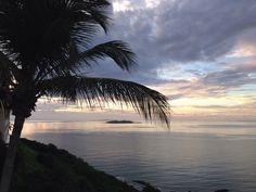 Sunrise over Palomino Island. El Conquistador Resort & Las Casitas Village.   Puerto Rico | ElConResort.com