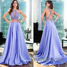 Two Piece Prom Dress,Beaded Prom Dress,Prom Dress For Teens,Long Prom Dress,Juniors Prom Dress Prom Dresses For Teens Long, Pretty Prom Dresses, Sequin Prom Dresses, Prom Dresses 2016, Beaded Prom Dress, Backless Prom Dresses, Sexy Dresses, Long Dresses, Cheap Dresses
